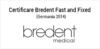 certficare bredent fast and fixed