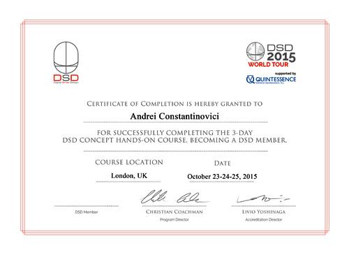 certificat-digital-smile-design-andrei-constantinovici