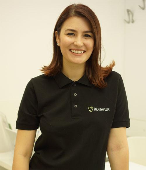 alexandra ciontea doctor stomatolog dentaplus