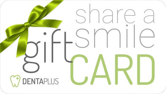 gift card dentaplus